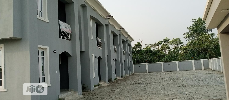 Brand New 3 Bedroom Terrace Duplex With a Room BQ, Ajah