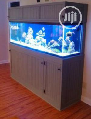 Exotic Aquarium for Your Hotels, Sitting Room and Offices | Fish for sale in Lagos State, Surulere