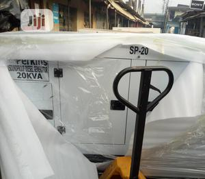 20kva Soundproof Perkins Generator | Electrical Equipment for sale in Lagos State, Ojo