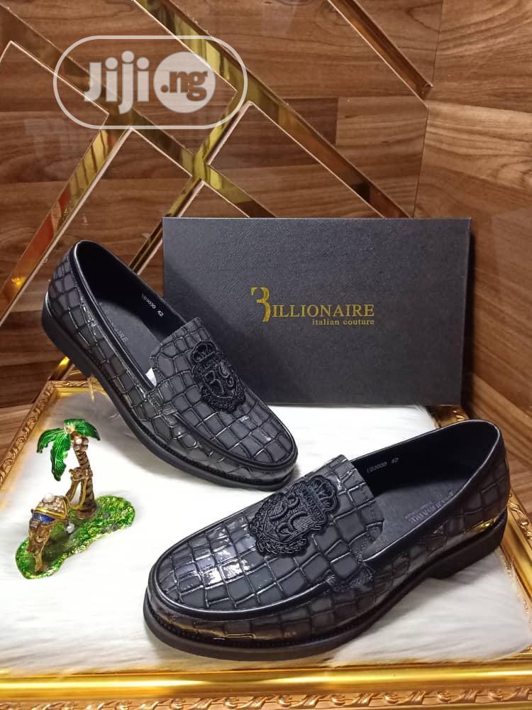 Italian Billionaire Loafers