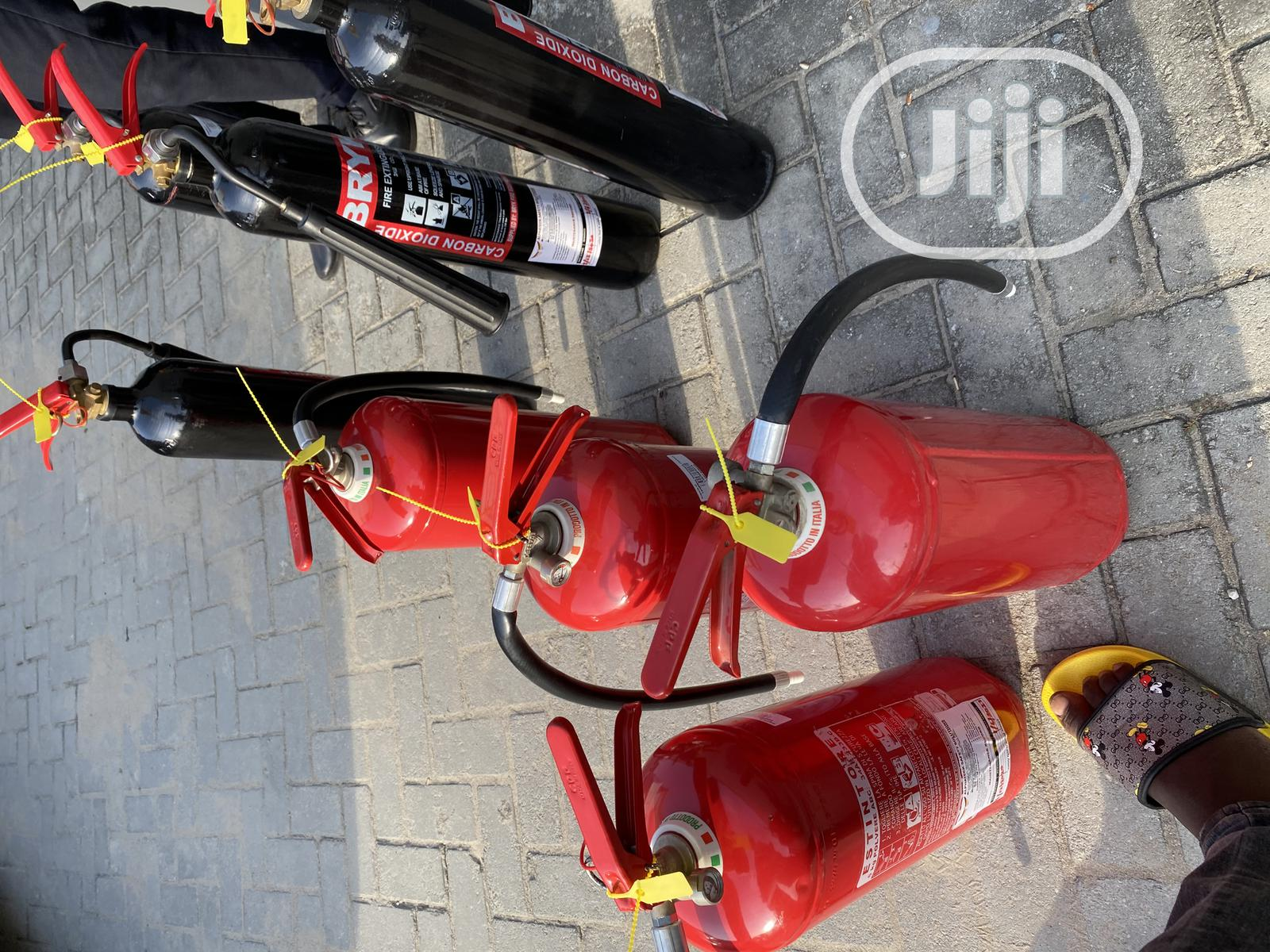 Fire Extinguisher | Safetywear & Equipment for sale in Ikoyi, Lagos State, Nigeria