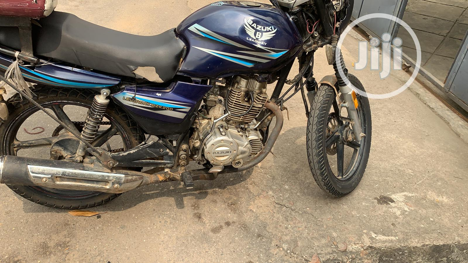 Archive: Motorcycle 2018 Blue