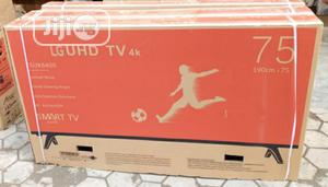 LG 75 Inch UHD Smart TV   TV & DVD Equipment for sale in Lagos State, Gbagada