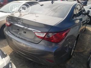 Hyundai Sonata 2014 Gray   Cars for sale in Lagos State, Surulere