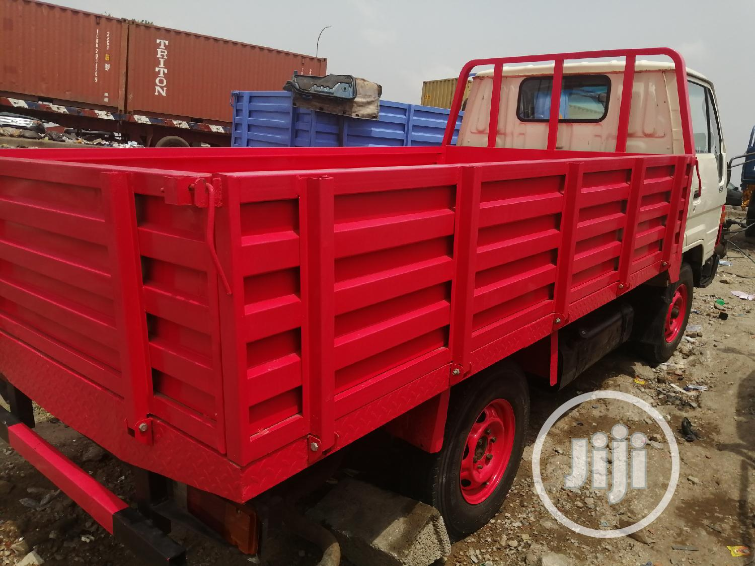 Toyota Dyna 150 Normal Hand 4tyres | Trucks & Trailers for sale in Apapa, Lagos State, Nigeria