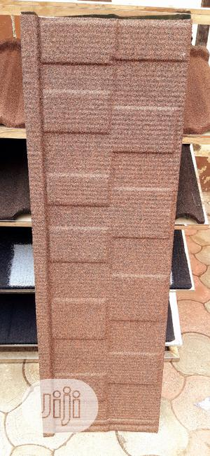 Original Newzealand Stone Coated Sheets (Shingle) | Building Materials for sale in Lagos State, Magodo