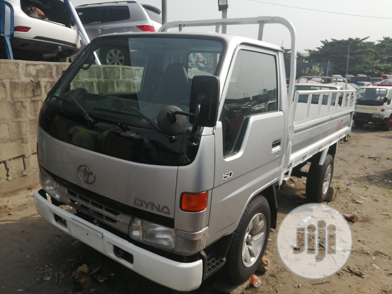 Toyota Dyna 150 Conversion Ash Colour
