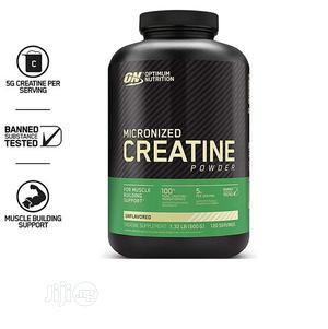 Optimum Nutrition Micronized Creatine Monohydrate Powder,1.3 | Vitamins & Supplements for sale in Lagos State, Amuwo-Odofin