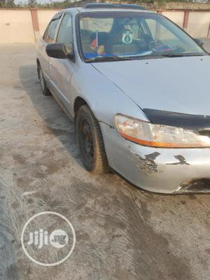 Honda Accord 2002 2.0 SE Silver   Cars for sale in Ondo State, Akure