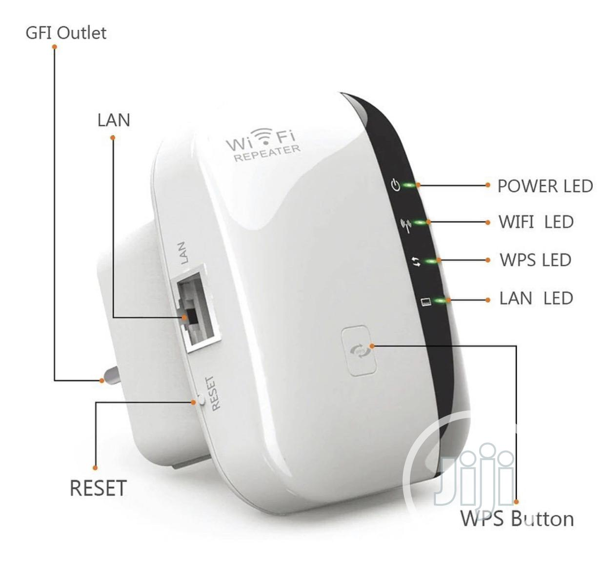2021 Wireless Repeater N Boost Extender   Networking Products for sale in Surulere, Lagos State, Nigeria
