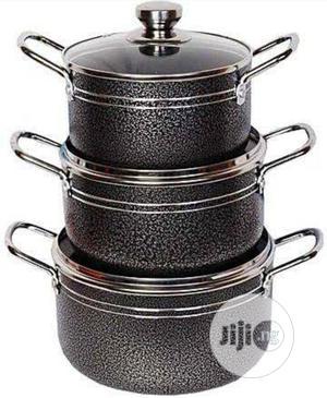 3 Set Non -Stick Pot | Kitchen & Dining for sale in Lagos State, Lagos Island (Eko)