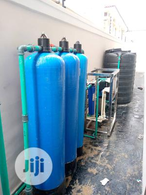 1354 Fibre Glass With Reverse Osmosis Installation   Manufacturing Services for sale in Lagos State, Orile