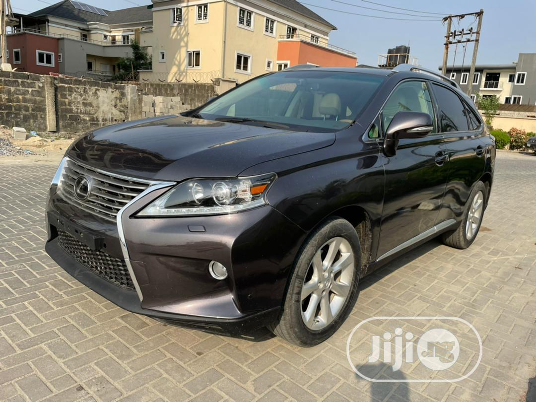 Lexus RX 2010 350 Gray | Cars for sale in Lekki, Lagos State, Nigeria