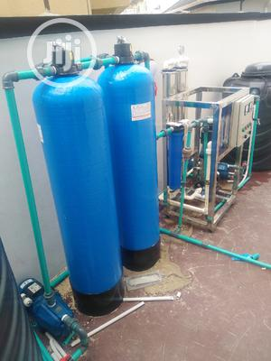 500liters Reverse Osmosis Machice With Pretreated Fibre   Manufacturing Services for sale in Lagos State, Orile