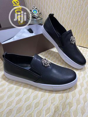 Roberto Cavalli Luxury Leather Sneakers | Shoes for sale in Lagos State, Lagos Island (Eko)