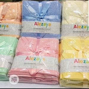 Alezaya Baby Towel Set | Baby & Child Care for sale in Lagos State, Ikeja