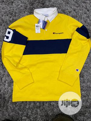Champion Boy Polo Sleeve Shirt   Children's Clothing for sale in Lagos State, Magodo