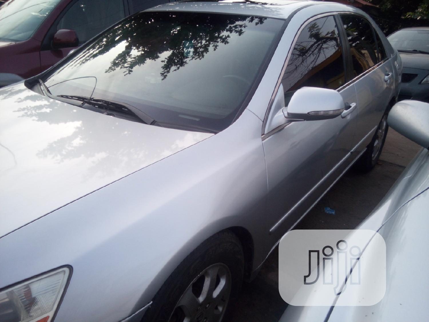Archive: Honda Accord 2004 2.4 Type S Silver