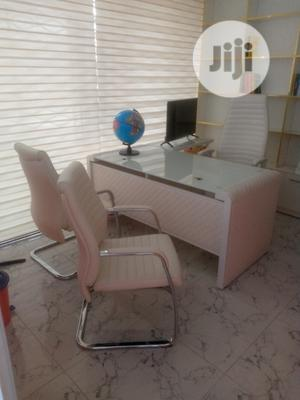 Quailty Glass Office Concept   Furniture for sale in Abuja (FCT) State, Asokoro