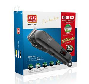 Cordless Rechargeable Clipper | Tools & Accessories for sale in Ogun State, Ado-Odo/Ota