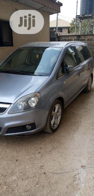 Opel Zafira 2007 1.8 Silver | Cars for sale in Ogun State, Abeokuta North