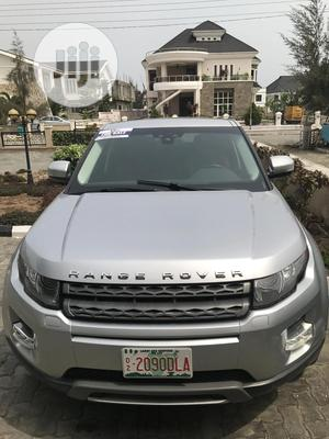 Land Rover Range Rover Evoque 2013 Pure Plus AWD Silver   Cars for sale in Lagos State, Lekki