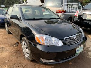 Toyota Corolla 2004 LE Black   Cars for sale in Lagos State, Ogba