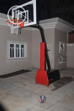 Standard Professional Basketball Stand   Sports Equipment for sale in Lagos State, Lekki