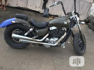 Honda VT 2007 Black | Motorcycles & Scooters for sale in Lagos State, Surulere