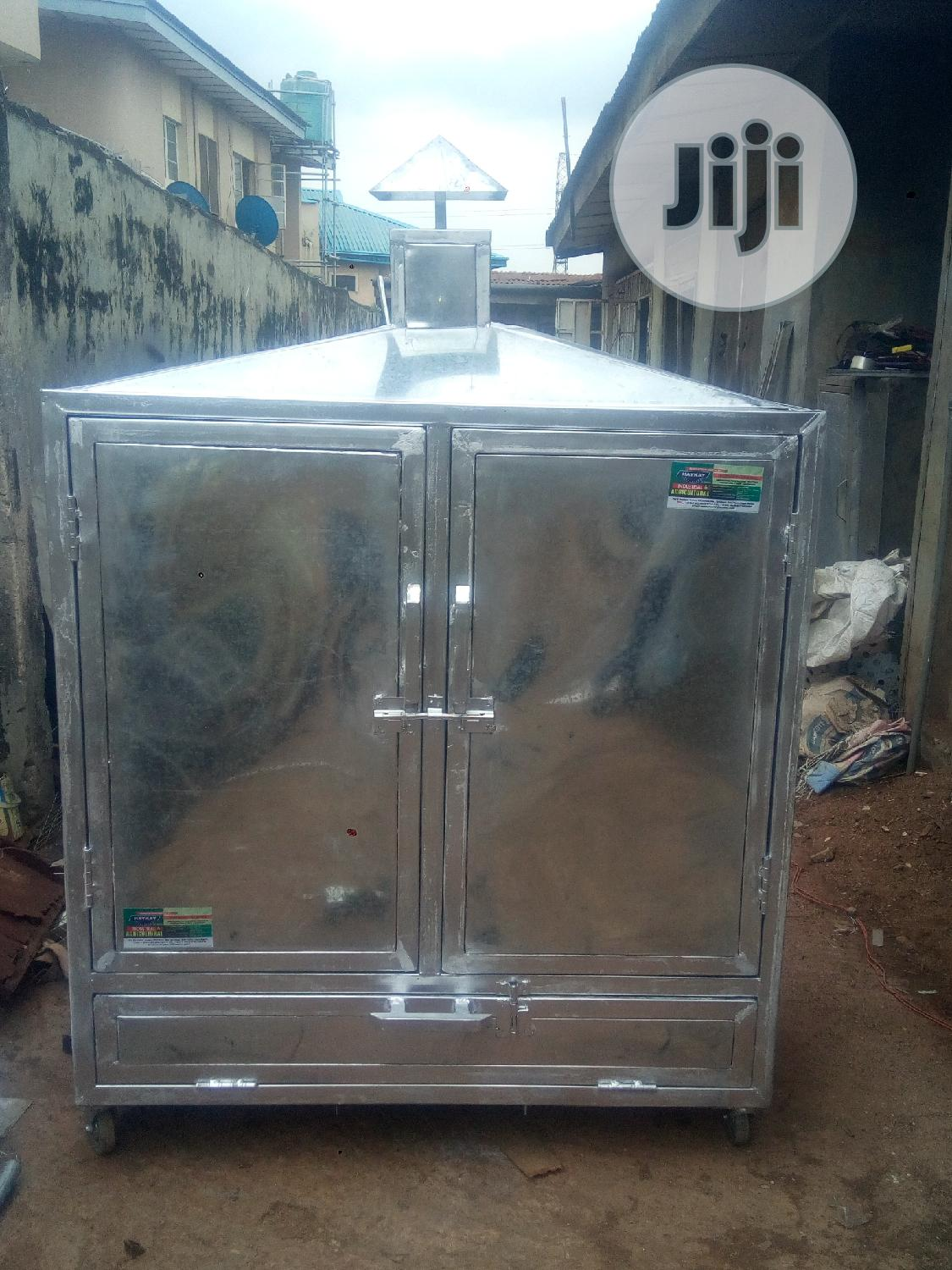 Fish Smoking Kiln/Dryer