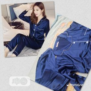 Silky Two Pieces Night Wear   Clothing for sale in Ogun State, Ijebu Ode