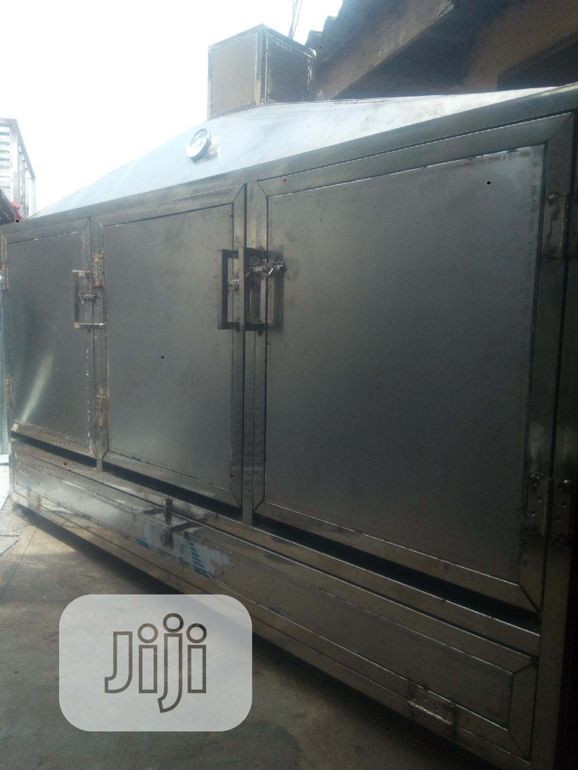 Fish Smoking Kiln/Dryer | Farm Machinery & Equipment for sale in Ifako-Ijaiye, Lagos State, Nigeria