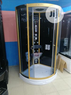 1000x1000 Gold Shower Room Full Options   Plumbing & Water Supply for sale in Lagos State, Orile