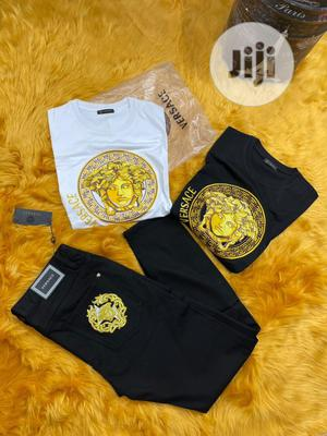High Quality Versace T Shirts for Men | Clothing for sale in Lagos State, Magodo