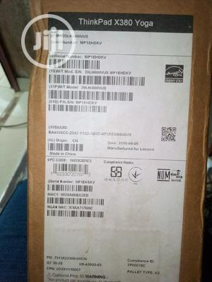 New Laptop Lenovo 8GB Intel Core I7 SSD 256GB | Laptops & Computers for sale in Lagos State, Ikeja