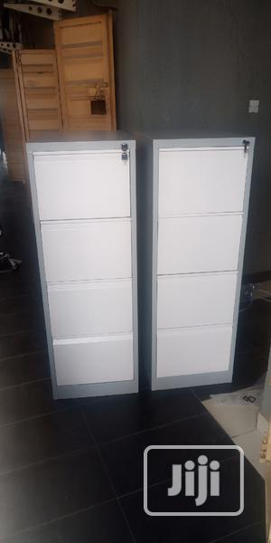 Imported High Quality Metal 4 Drawer Cabinet   Furniture for sale in Edo State, Benin City