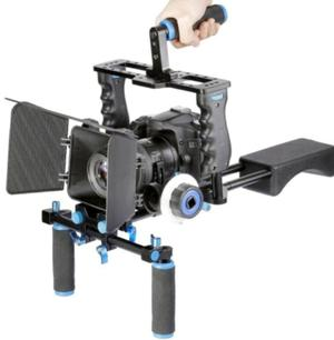 Professional Camera Rig Stabilizer for DSLR | Accessories & Supplies for Electronics for sale in Lagos State, Ojo