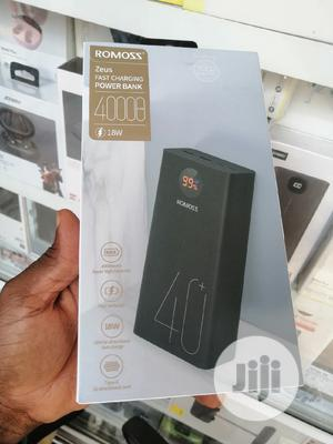 Romoss Power Bank 40000mah | Accessories for Mobile Phones & Tablets for sale in Lagos State, Ikeja