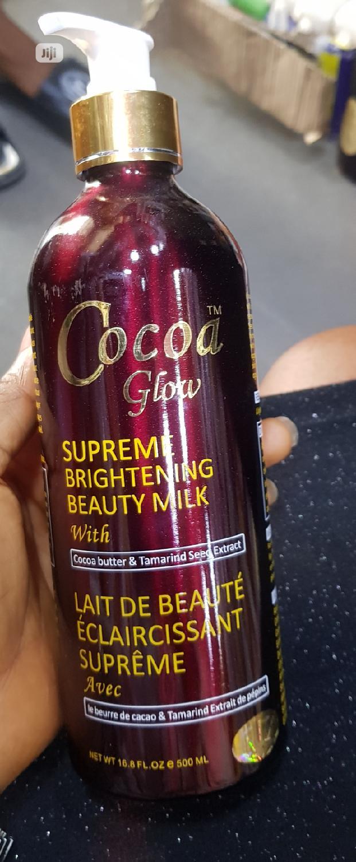 Cocoa Glow Supreme Brightening Beauty Milk