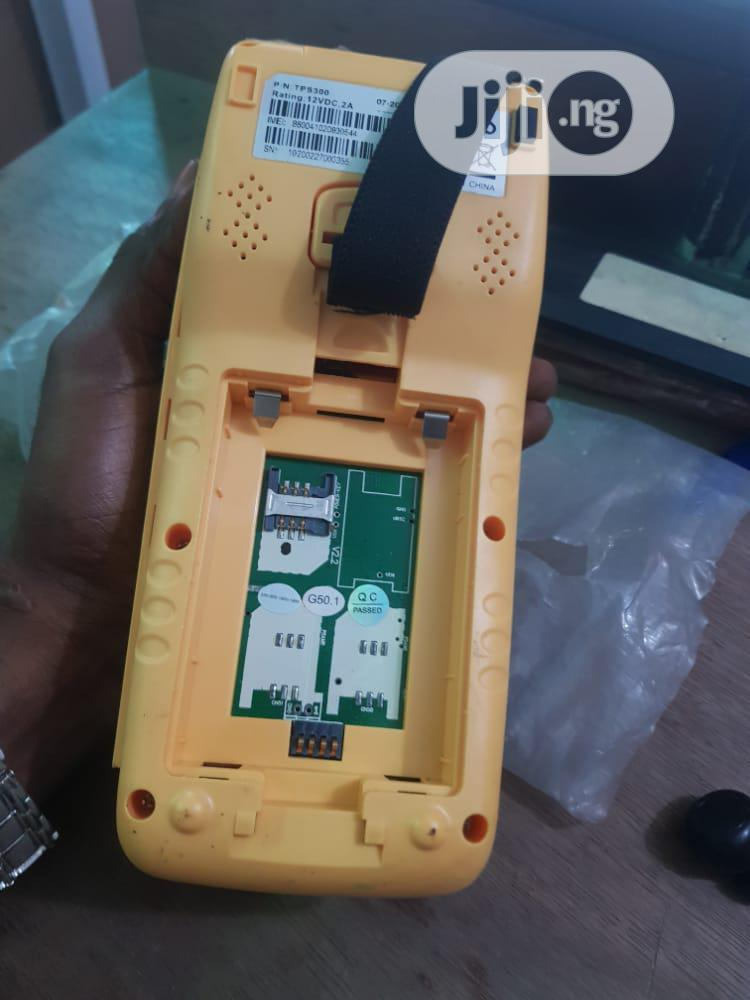 Archive: Telpo Tps300 Pos Without Battery