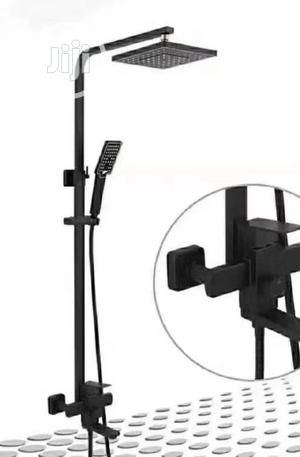 Genuine Standing Shower (Black) | Plumbing & Water Supply for sale in Lagos State, Orile