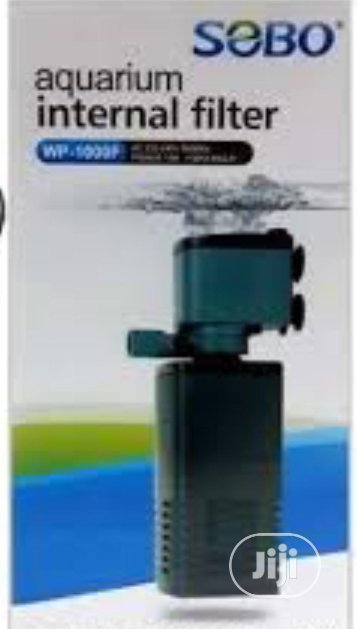 Sebo Aquarium Internal Filter Available