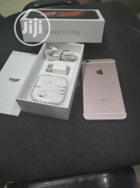 Archive: Apple iPhone 6s Plus 128 GB Gold