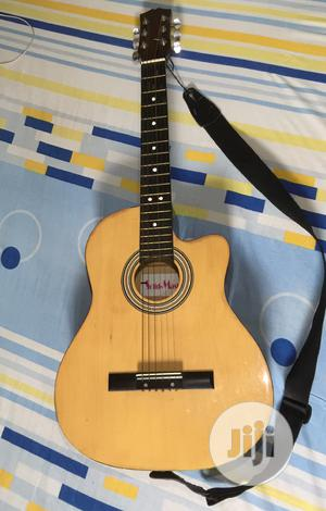 Professional Acoustic Box Guitar | Musical Instruments & Gear for sale in Abuja (FCT) State, Lugbe District