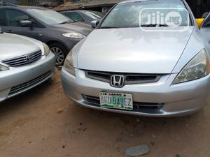 Honda Accord 2003 Silver   Cars for sale in Lagos State, Ogba