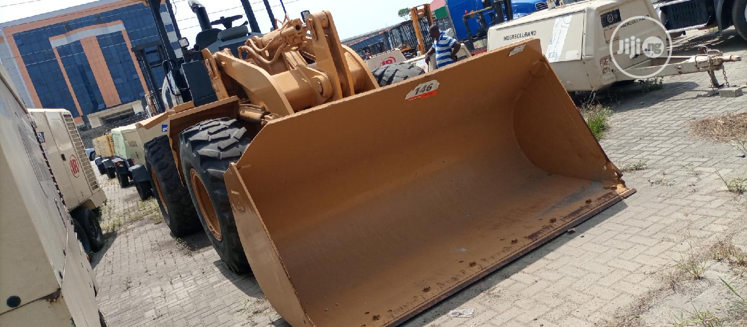 Archive: 938G Payloader