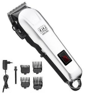 Kiki NG-777 Cordless Rechargeable Professional Hair Clipper | Tools & Accessories for sale in Lagos State, Surulere