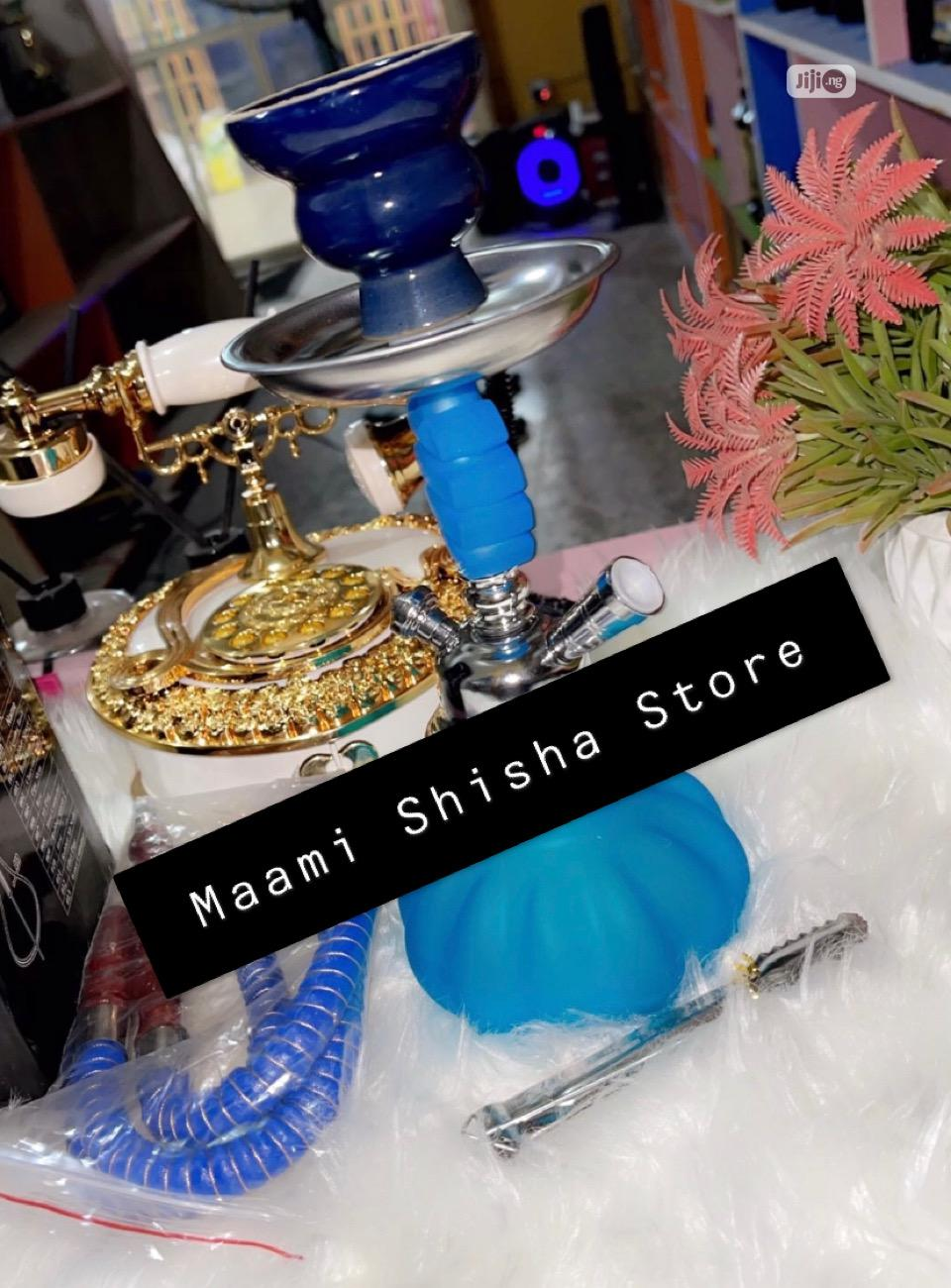 One Hose Lovely New Hookah Available | Tobacco Accessories for sale in Mushin, Lagos State, Nigeria