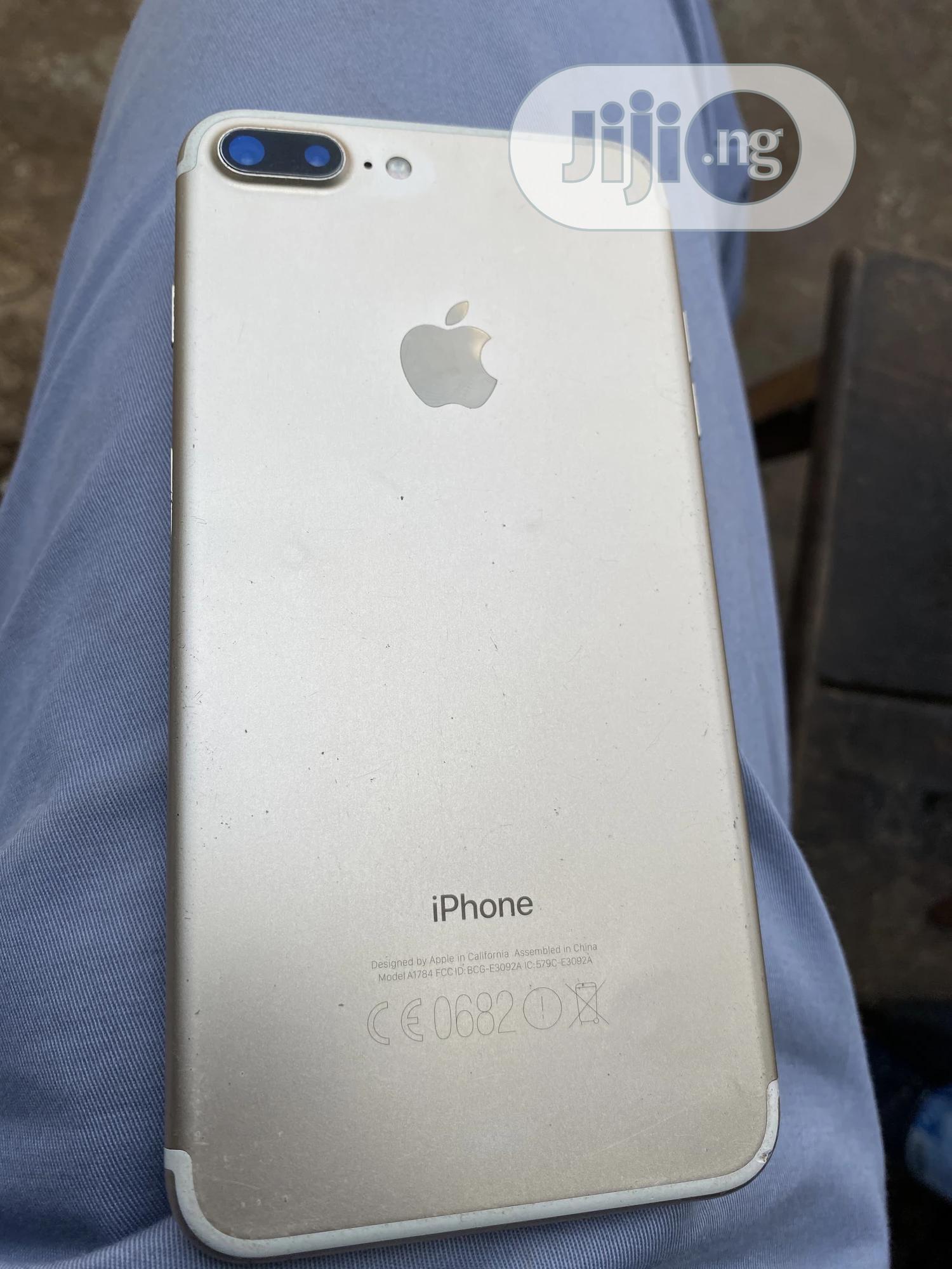 Apple iPhone 7 Plus 256 GB Gold | Mobile Phones for sale in Ibadan, Oyo State, Nigeria