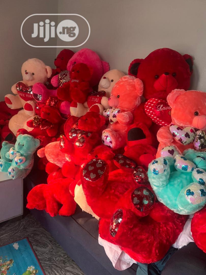 Archive: Teddy Bears Of Size 30cm - 80cm